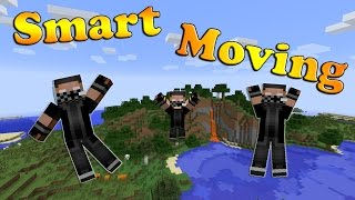 Como baixar e instalar mods no Minecraft: Smart Moving - 1.7.10