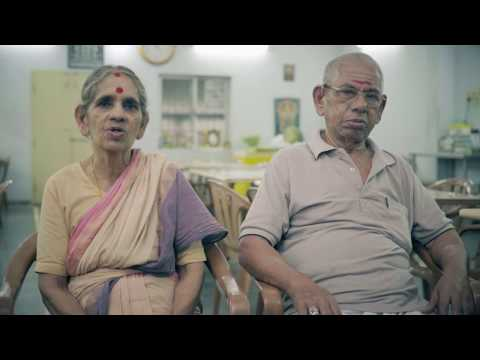 Anandham - A free home for senior citizens