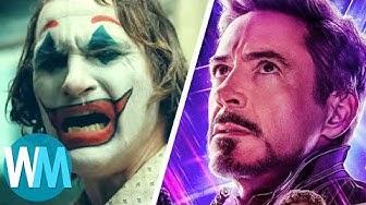Top 10 des MEILLEURS FILMS de 2019