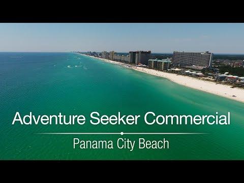 Panama City Beach Adventure Seeker Commercial
