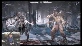 Mortal Kombat X  ** Chase One Channel