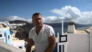 Bobi - Pozdrowienia 2015 (Santorini - Oia)