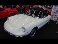 1968 Alfa Romeo Spider 1300 Junior - Exterior and Interior - Classic Expo Salzburg 2016