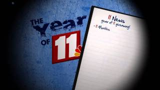 KKCO 11News Year of 11 - Teaser