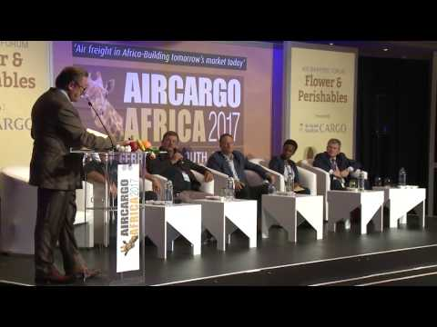 Air Shippers' Forum - Flower & Perishables at Air Cargo Africa 2017