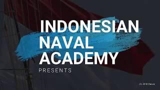 Kartika Jala Krida Vigo Spain 2017 Indonesian Naval Academy / Akade...