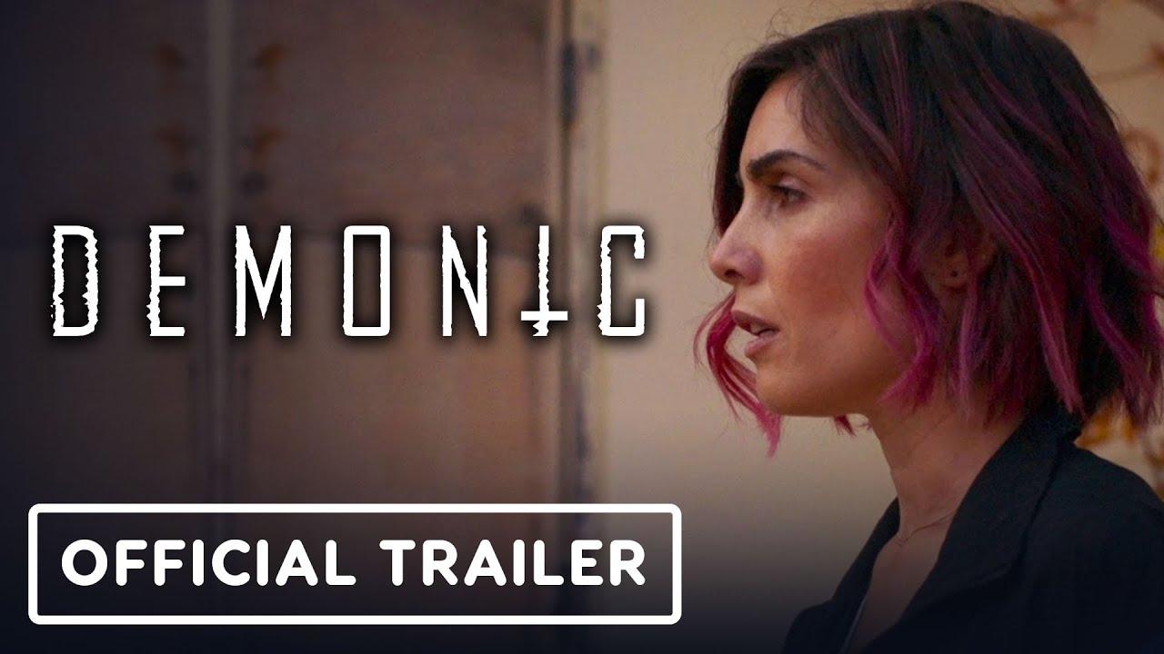 Download Demonic - Official Trailer (2021) Neill Blomkamp