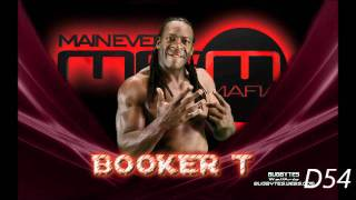 "Booker T Theme: ""Rap Sheet"" 2011 + Download Link"