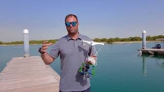 Testing Kite Aerial Photography with an NDVI camera behind a boat