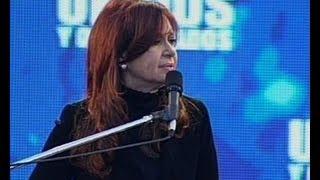 Parte 3 - Discurso de Cristina Fernández en Velez