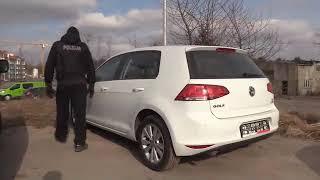 CBŚP rozbiło gang samochodowy działający na niespotykanie wielką skalę