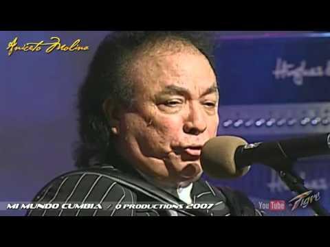 Aniceto Molina   CUMBIA SAMPUESANA, CIENAGUERA, LA BURRA TUERTA, DIARIO DE UN BORRACHO Colombiana