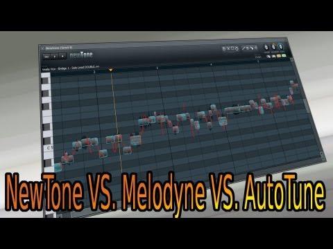 Video 21 - FL STUDIO A - Z(NewTone 2, AutoTune, Melodyne, Melodie Töne Verändern) TUTORIAL GERMAN