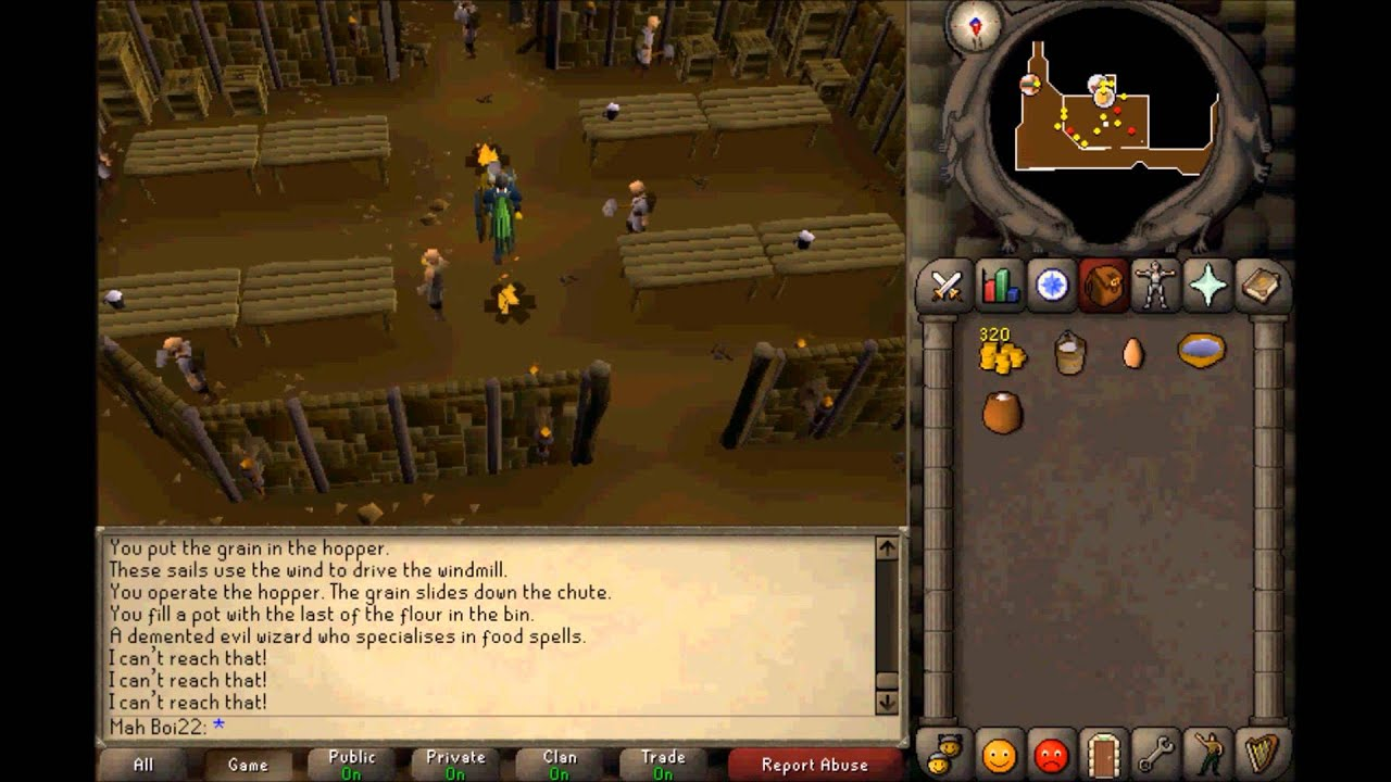 Pro as Heck Guide to Freeing the Mountain Dwarf Recipe for Disaster part two (OSRS) - YouTube