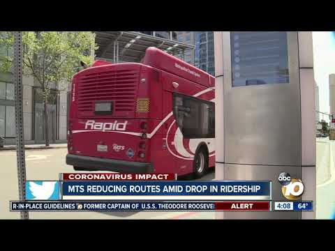 MTS To Begin Reducing Service On April 13