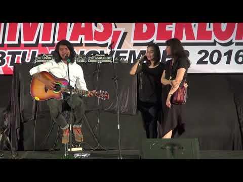 Dodit keren abis cover lagu judika ft duma ( sampai akhir )
