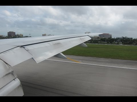 Landing in Miami FL