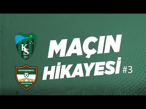 MAÇIN HİKAYESİ #3 Kocaelispor-B.Tepecikspor: 2-0 | Nicomedia Sports