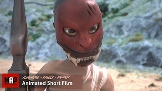 Action Adventure CGI 3d Animation Short ** KALISKA ** Kids Animated Movie by Objectif3d Team
