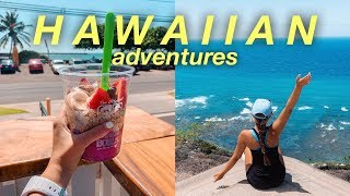 HAWAII VLOG: what i eat in a day + grocery haul