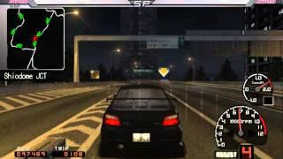 Tokyo Xtreme Racer 3 Final boss