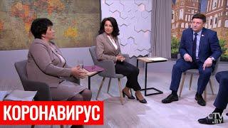 Коронавирус в Беларуси фейки жизнь в деревне и достижения пятилетки В обстановке мира