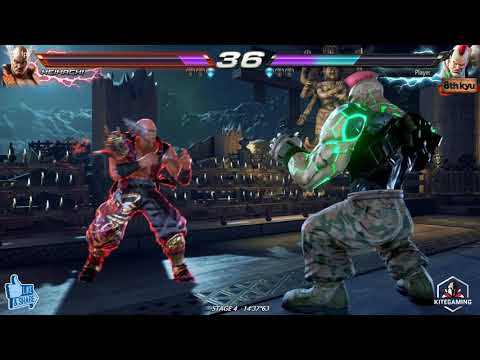 jack-7-vs-heihachi-trolling-heihachi-on-1-hp-tekken-7-2020