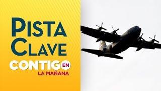 Se reveló audio clave para la investigación del avión Hércules C-130 - Contigo en la Mañana