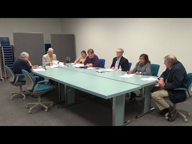 Town of Plattsburgh Meeting  11-14-16