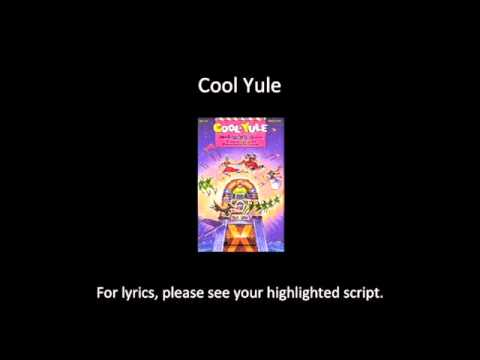 Cool Yule Music (for 3-8 practice)