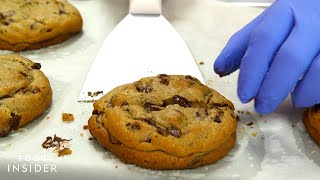 Bang Cookies Bakes 5,000 Gooey Chocolate Chip Cookies A Week