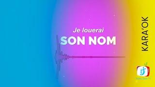 I rejoice in Him - version française - Sinach