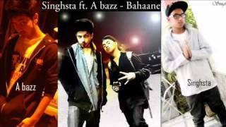 A bazz   Bahane  ft  Singhsta  Zara Tasveer Se