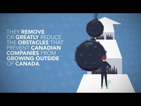 Benefits Of Trade In Canada