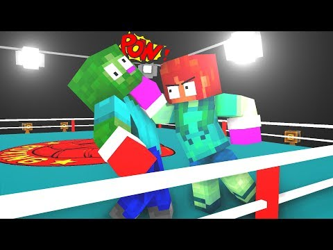 Monster School : All Episodes ! ( Season 4-5  ) - Full Minecraft Animation