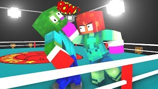 Monster School : All Episodes ! ( Season 4-5  ) - full Minecraft Animation