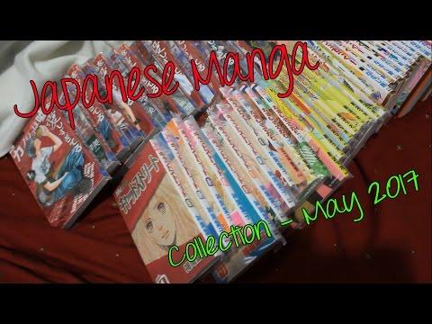 My Japanese Shoujo Manga Collection - May 2017