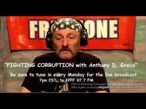 FIGHTING NV CORRUPTION October 17, 2017 Pt 2 of 2