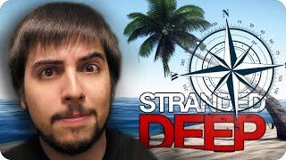¡VIAJA SIEMPRE AL NORTE! | Stranded Deep #7