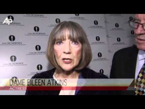 Vanessa Redgrave Honored by AMPAS in London