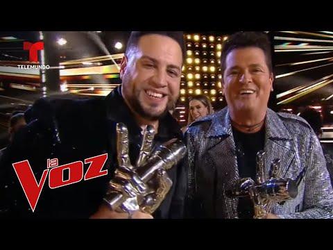 La Voz US 2: Sammy Colon de Team Vives se convierte en el ganador de La Voz US 2   La Voz US
