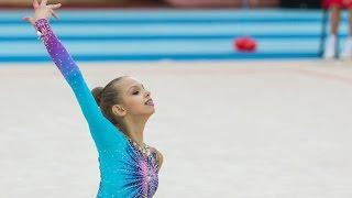 Художественная гимнастика. Мария Сергеева. Булавы