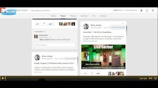 How To  Embed Google+ Posts on WordPress