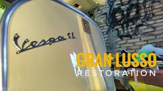 Vespa GL 150 Full Restoration