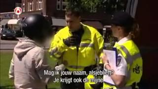 Illegale begrenzer | Overtreders - S01E04