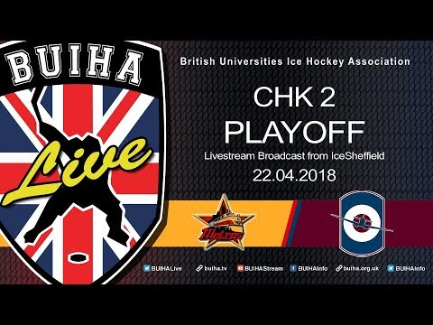 Division 2 Checking Playoff Final