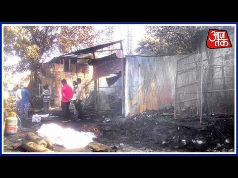 Pune: Drunken Gang Members Set Shoe Store On Fire Over Free Chappal