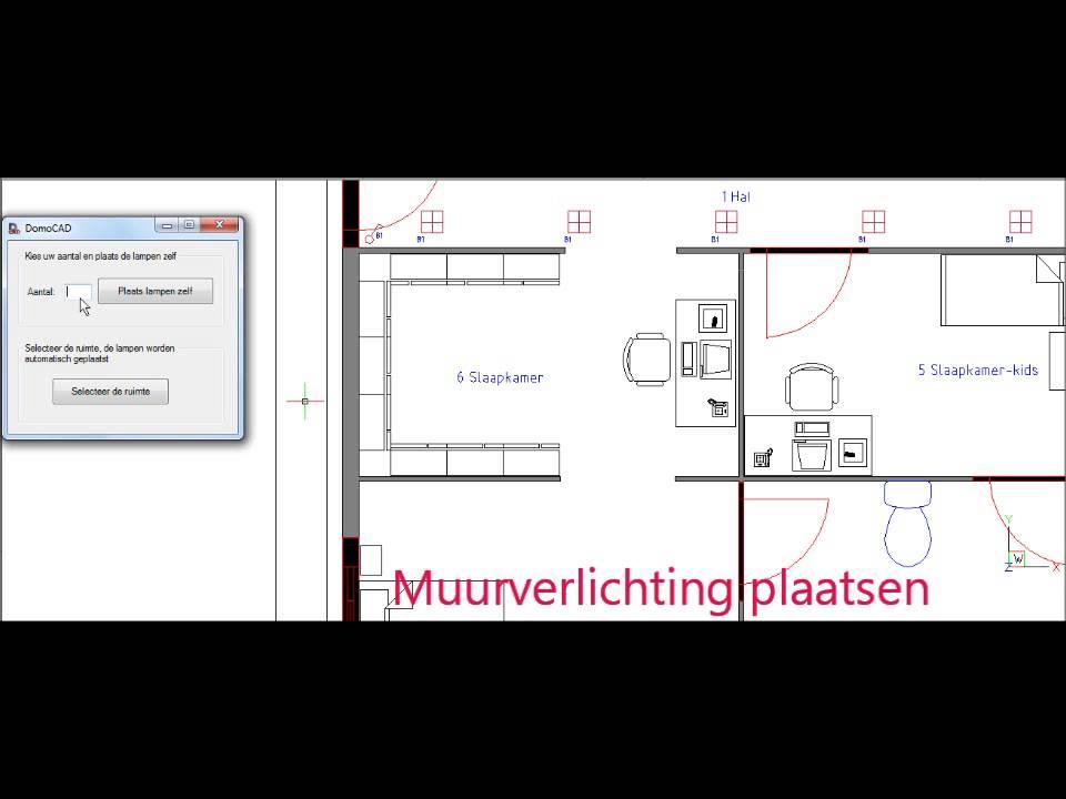 DomoCAD software voor elektrische en domotica schema\'s: teken ...