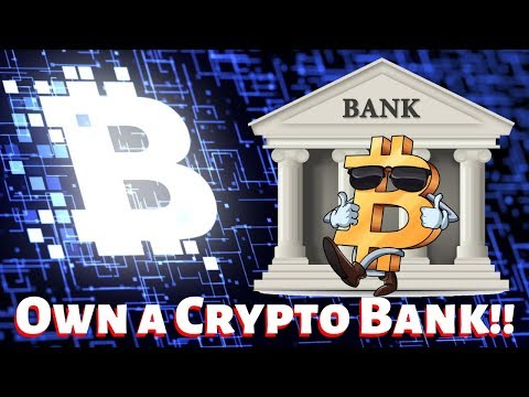 Own a Crypto Bank   SilverGate   Huge Upside Potential