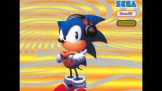 "Sonic Remix - ""Miracle Blue ~Little Planet~"""